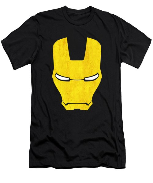 The Iron Man Men's T-Shirt (Athletic Fit)