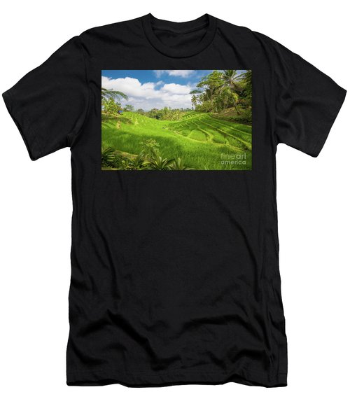 The Island Of God #14 Men's T-Shirt (Athletic Fit)