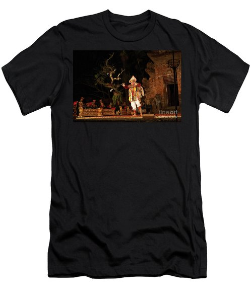 The Island Of God #2 Men's T-Shirt (Athletic Fit)