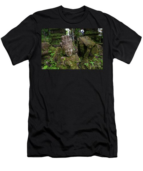 The Island Of God #3 Men's T-Shirt (Athletic Fit)