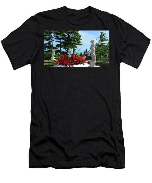 The Italian Garden Men's T-Shirt (Athletic Fit)