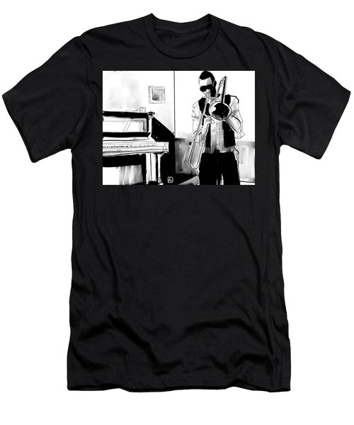 The Jazz Room Men's T-Shirt (Athletic Fit)