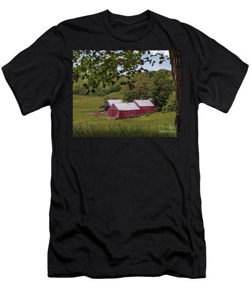 The Jenne Farm II Men's T-Shirt (Athletic Fit)