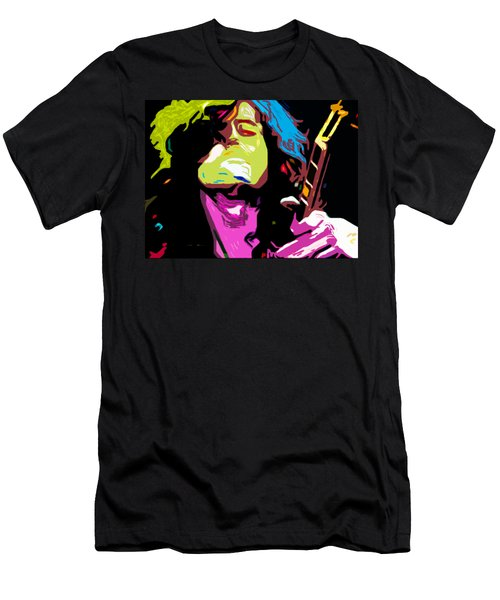 The Jimmy Page By Nixo Men's T-Shirt (Slim Fit) by Nicholas Nixo