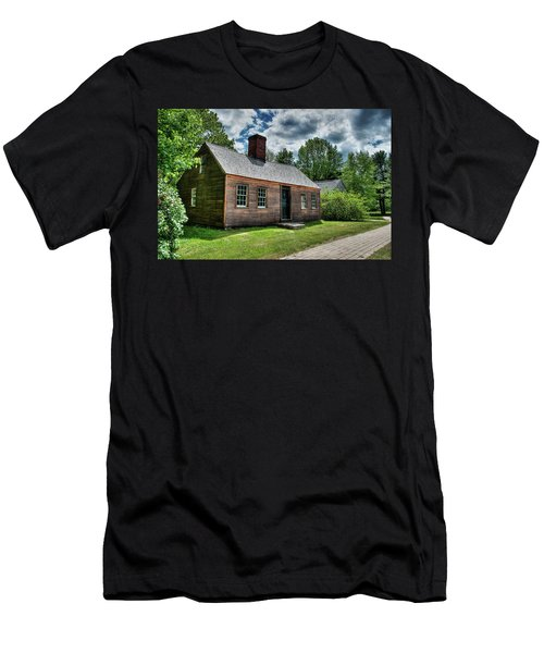The John Wells House In Wells Maine Men's T-Shirt (Athletic Fit)