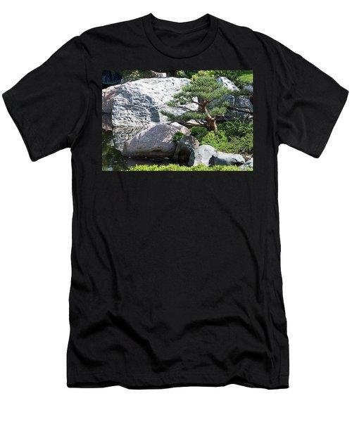 The Journey Men's T-Shirt (Athletic Fit)