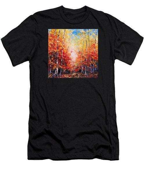 The Joy Ahead Men's T-Shirt (Athletic Fit)