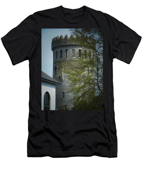 The Keep At Nenagh Castle Ireland Men's T-Shirt (Athletic Fit)