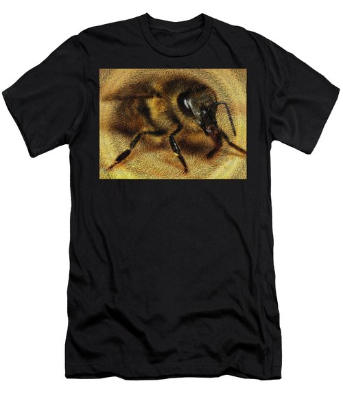 The Killer Bee Men's T-Shirt (Slim Fit) by ISAW Gallery