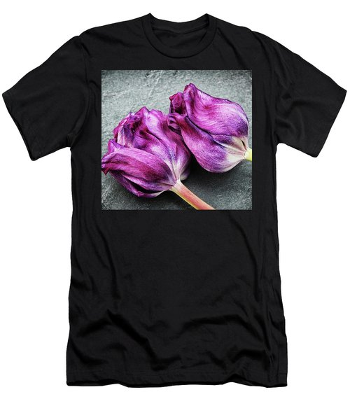 The Kiss Men's T-Shirt (Slim Fit) by Karen Stahlros