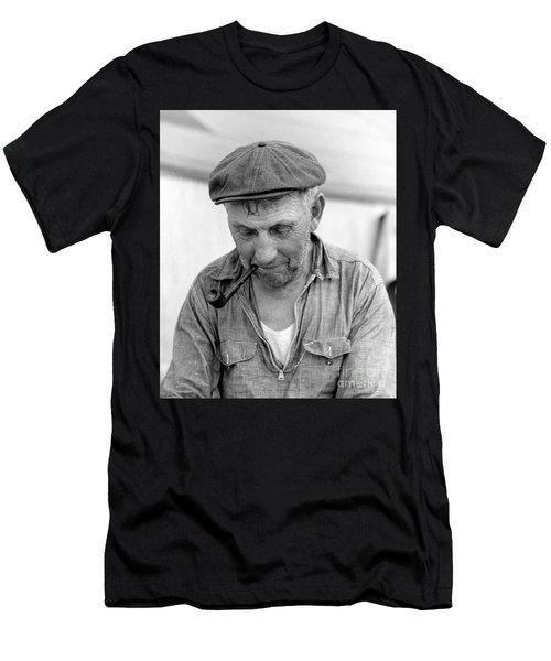 He Waltzes On Memories Men's T-Shirt (Athletic Fit)
