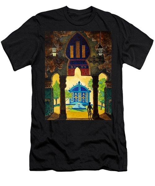 The Lamp's Garden Men's T-Shirt (Athletic Fit)