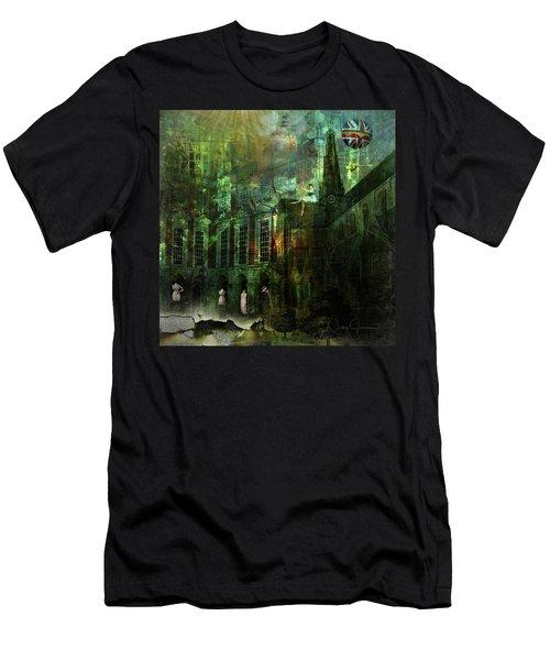 The Landing Men's T-Shirt (Athletic Fit)