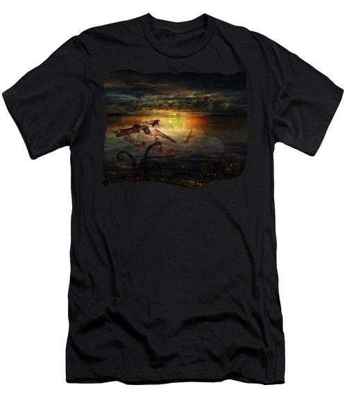 The Last Fairy Tale Men's T-Shirt (Athletic Fit)