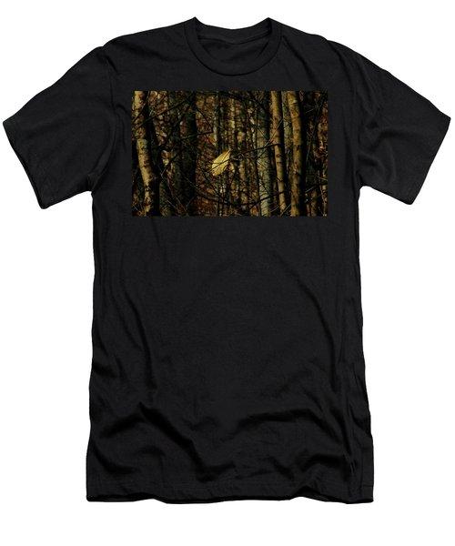 The Last Leaf Men's T-Shirt (Athletic Fit)