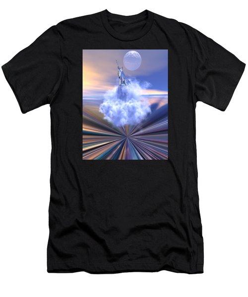 The Last Of The Unicorns Men's T-Shirt (Athletic Fit)