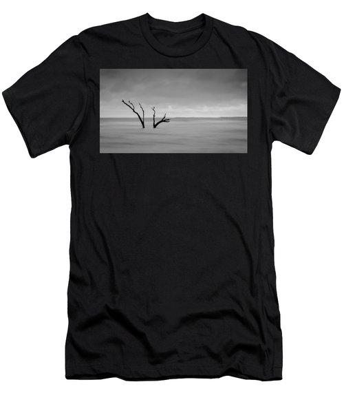 I'm Not Alone - Folly Beach Sc Men's T-Shirt (Athletic Fit)