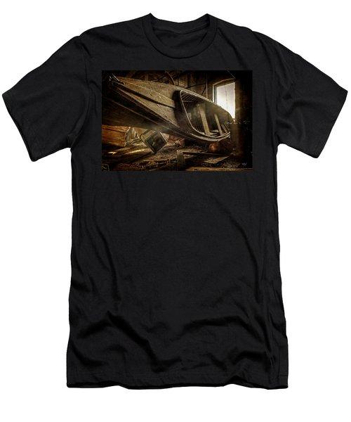The Last Port Men's T-Shirt (Athletic Fit)