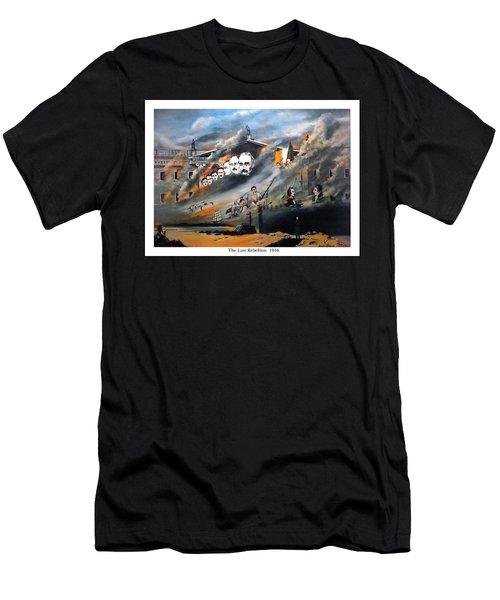 The Last Rebellion  1916 Men's T-Shirt (Athletic Fit)