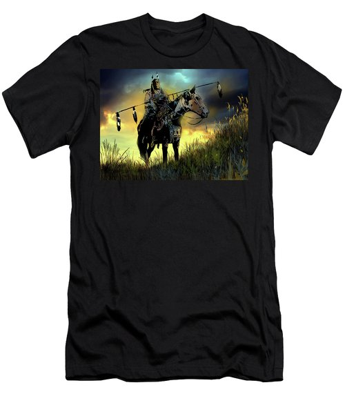 The Last Ride Men's T-Shirt (Athletic Fit)