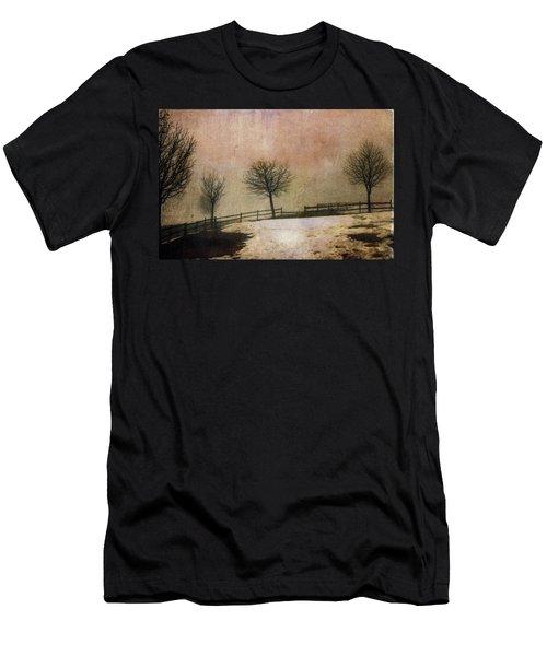 The Last Snow Men's T-Shirt (Athletic Fit)