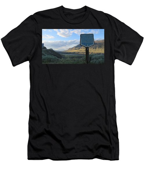 The Last Spike Men's T-Shirt (Athletic Fit)