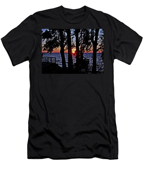 The Last Sun Men's T-Shirt (Athletic Fit)