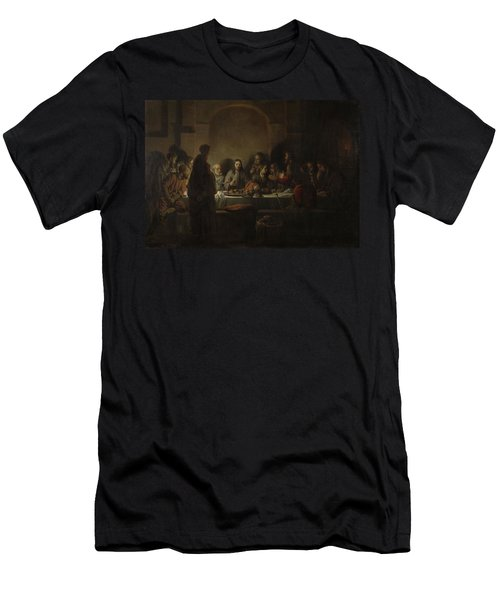 The Last Supper Men's T-Shirt (Athletic Fit)