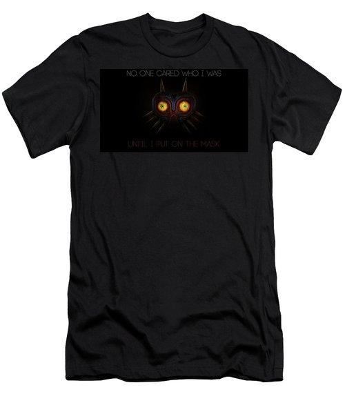 The Legend Of Zelda Majora's Mask Men's T-Shirt (Athletic Fit)