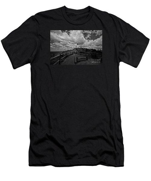 The Light House Men's T-Shirt (Athletic Fit)