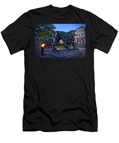 The Lions Men's T-Shirt (Athletic Fit)