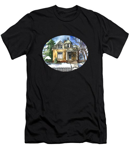 The Brown Bungalow Men's T-Shirt (Athletic Fit)