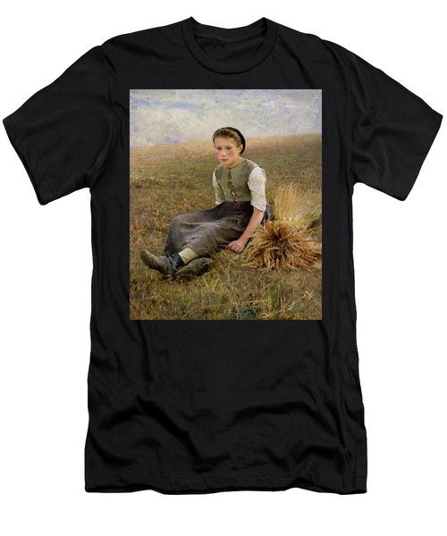 The Little Gleaner Men's T-Shirt (Athletic Fit)
