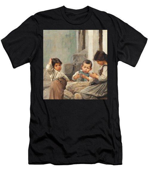 The Little Potters Men's T-Shirt (Athletic Fit)