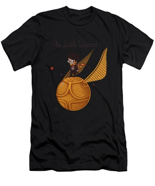 The Little Wizard Men's T-Shirt (Athletic Fit)