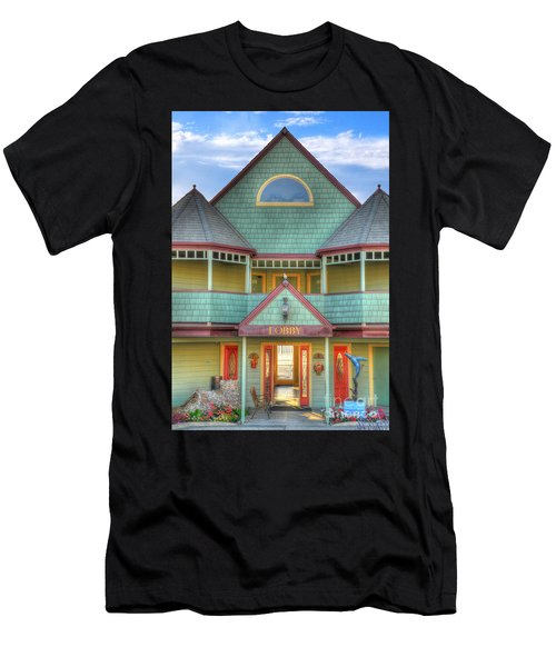 The Lobby Entrance Men's T-Shirt (Athletic Fit)