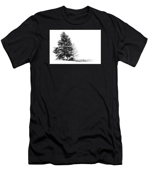 The Lone Pine Men's T-Shirt (Athletic Fit)