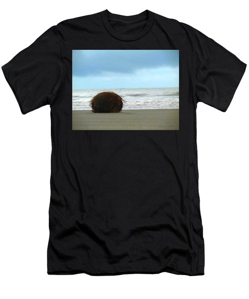 The Lonely Coconut Men's T-Shirt (Athletic Fit)