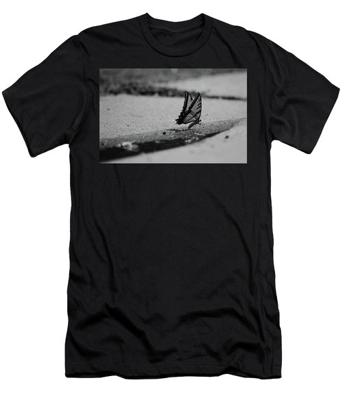 The Long Journey Men's T-Shirt (Athletic Fit)