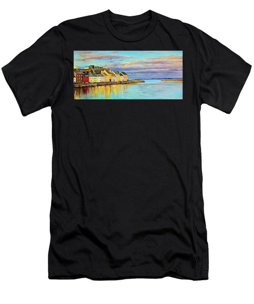 The Long Walk Galway Men's T-Shirt (Athletic Fit)