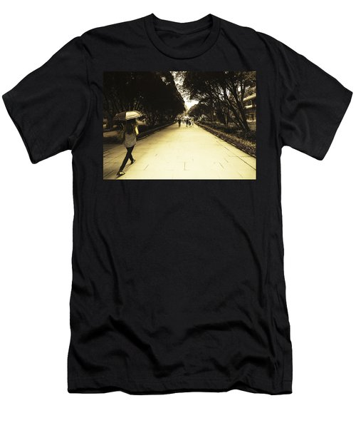 The Long Walk Men's T-Shirt (Athletic Fit)