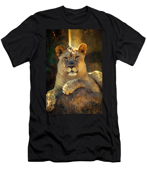 The Look Men's T-Shirt (Athletic Fit)