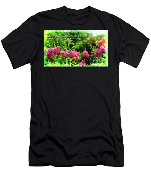 The Lord Hath Made Men's T-Shirt (Athletic Fit)