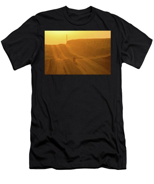 The Lost Puppy Men's T-Shirt (Athletic Fit)
