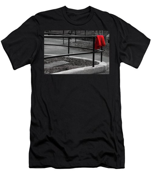 The Lost Red Jacket Men's T-Shirt (Athletic Fit)