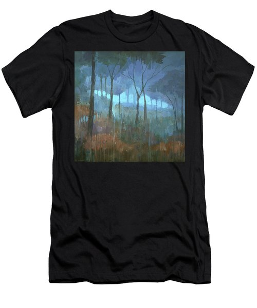 The Lost Trail Men's T-Shirt (Athletic Fit)