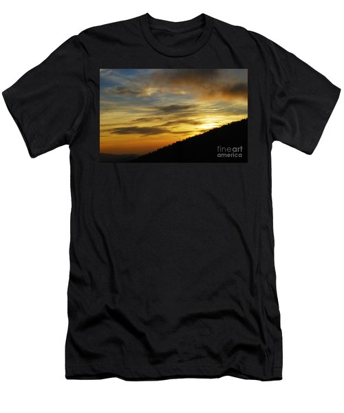The Loud Music Of The Sky Men's T-Shirt (Athletic Fit)