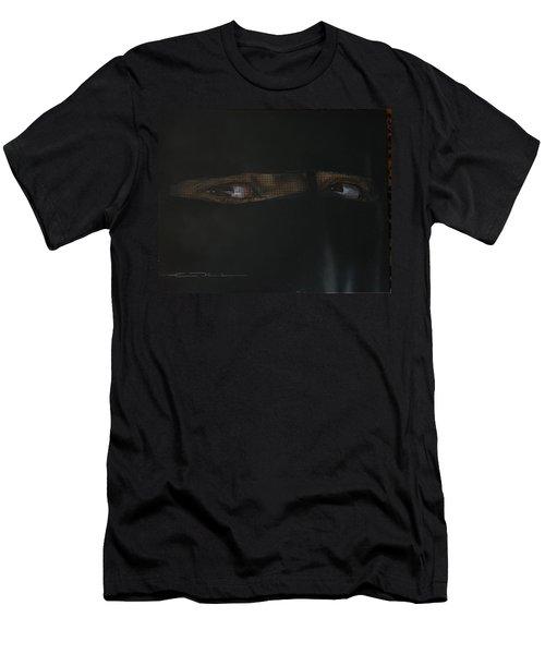The Lovely Bride Hyphemas Portrait Men's T-Shirt (Athletic Fit)