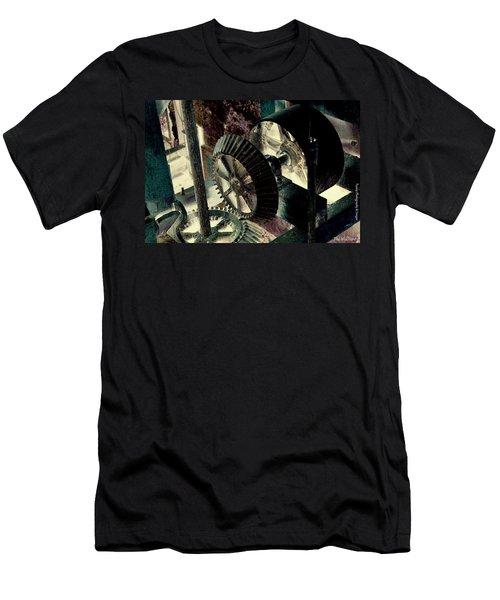 The Machine Men's T-Shirt (Athletic Fit)