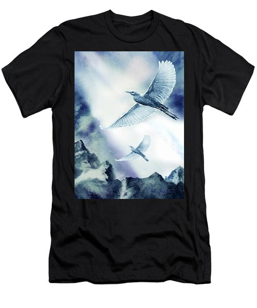 The Magic Of Flight Men's T-Shirt (Athletic Fit)